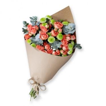 Mini Rosas Encantadas