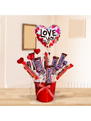 Lovely Candy Bucket