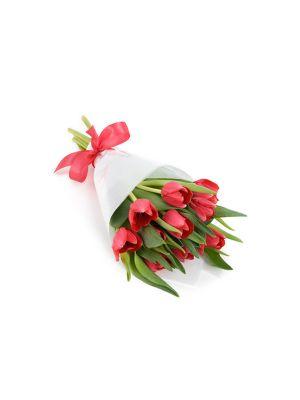 Bouquet de Tulipanes Rojo