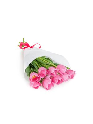 Bouquet de Tulipanes Rosa